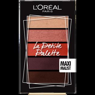 L'Oreal Paris_Le Petit Palette_paleta cieni do powiek 01, 6 g