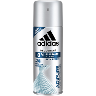 Adidas_Adipure_dezodorant męski w sprayu, 150 ml