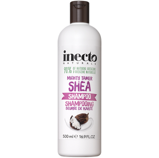 Inecto_Shea_szampon do włosów, 500 ml