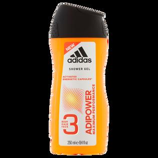 Adidas_Adipower_żel pod prysznic 3w1 męski, 250 ml_1