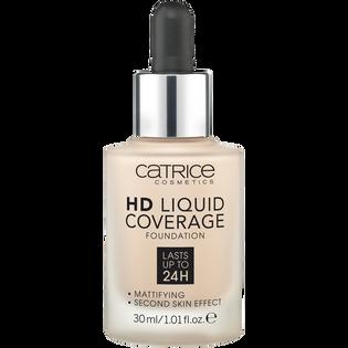 Catrice_HD Liquid Coverage_podkład do twarzy 010, 30 ml
