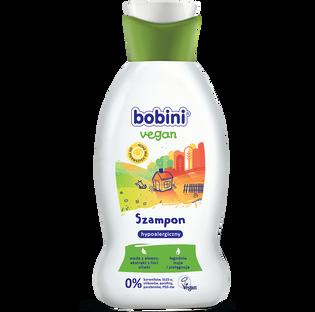 Bobini_Vegan_hypoalergiczny szampon do włosów, 200 ml
