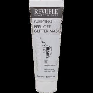 Revuele_Colour Glow_oczyszczająca maska do twarzy peel off, 80 ml_1