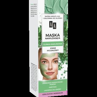 AA_Glinka kaolinowa_nawilżająca maska do twarzy, 30 ml
