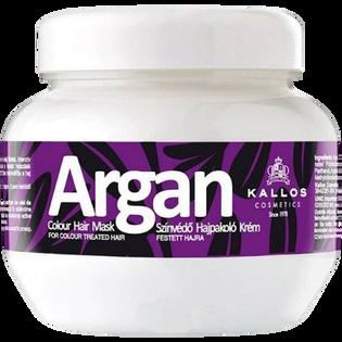 Kallos_Argan_maska do włosów z olejkiem arganowym, 275 ml