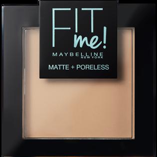 Maybelline_Fit Me!_puder matujący do twarzy classic ivory 120, 9 g