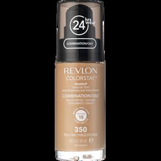 Revlon_Colorstay_podkład z pompką do skóry mieszanej i tłustej rich tan 350, 30 ml