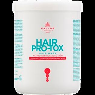 Kallos_Hair Pro-Tox_maska do włosów, 1000 ml