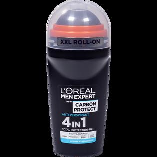 L'Oreal Paris Men Expert_Carbon Protect_antyperspirant męski w kulce, 150 ml