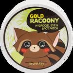 Secret Key Gold Racoony
