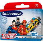 Salvequick Justice League
