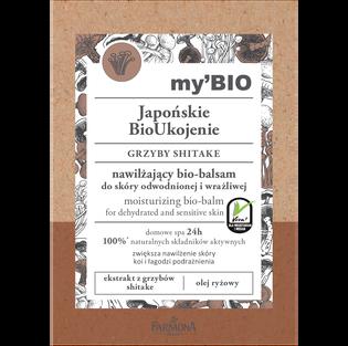 My'Bio_Japonskie BioUkojenie_nawilżający bio-balsam do skóry odwodnionej i wrażliwej, 400 ml_2