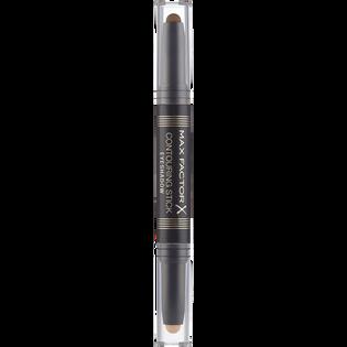 Max Factor_Contour Stick Eyeshadow_dwustronny cień do powiek warm taupe & amber brown 2, 1,7 ml_1