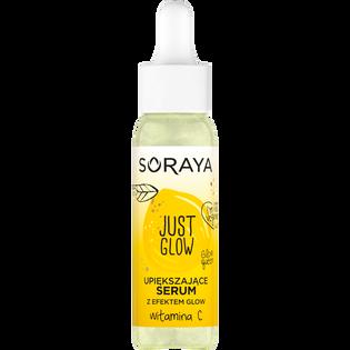 Soraya_Just Glow_upiększające serum do twarzy z efektem glow, 30 ml_1