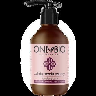 Only Bio_Hipoalergiczny_żel do mycia twarzy hipoalergiczny, 250 ml