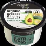 Organic Shop Avocado & Honey