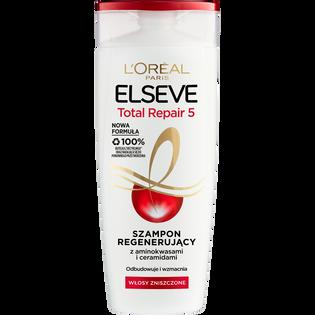 L'Oréal Paris_Elseve Total Repair 5_regenerujący szampon do włosów zniszczonych, 400 ml