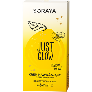 Soraya_Just Glow_rozświetlająco-nawilżający krem do twarzy, 50 ml_2