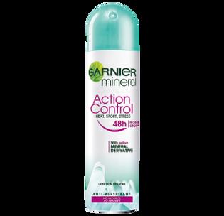 Garnier_Mineral Action Control_antyperspirant damski w sprayu, 150 ml