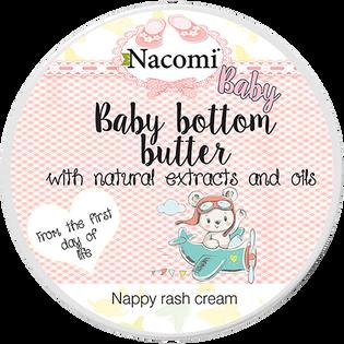 Nacomi_krem na odparzenia dla dzieci, 100 ml