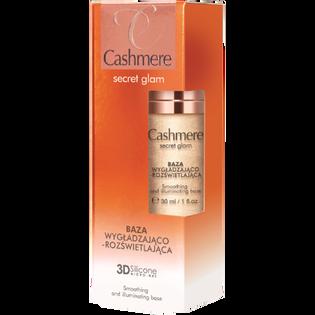 Cashmere_Secret Glam_rozświetlająco-wygładzająca baza pod makijaż, 30 ml_2