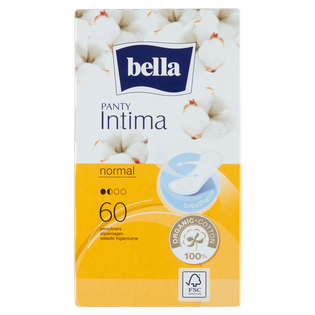 Bella_Intima Panty Normal_wkładki higieniczne, 60 szt./1 opak.