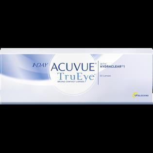 Acuvue_1-Day Tru Eye_soczewki, moc -1.25, 30 szt./1 opak.