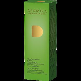 Dermika_Tea-Therapy_krem-esencja do twarzy, 50 ml_2