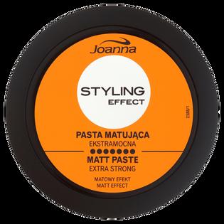 Joanna_Styling Effect_ekstra mocna matująca pasta do włosów, 80 g_1