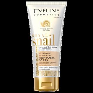 Eveline_Royal Snail_intensywnie regenerujący krem-maska do rąk, 100 ml