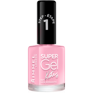 Rimmel_SuperGel Kate_żelowy lakier do paznokci new romantic 21, 12 ml_1
