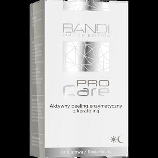 Bandi_Pro Care_aktywny peeling enzymatyczny z keratoliną do twarzy, 30 ml_2