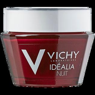 Vichy_Idealia Nuit_regenerujący krem do twarzy na noc, 50 ml