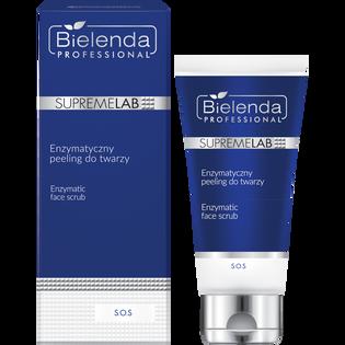 Bielenda Professional_SupremeLab_enzymatyczny peeling do twarzy, 70 ml
