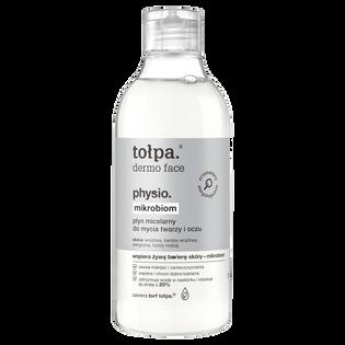Tołpa_Dermo Face Physio_płyn micelarny do mycia twarzy i oczu, 400 ml
