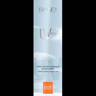 Bandi_UV Expert_złote mleczko opalające pod prysznic, 150 ml_2