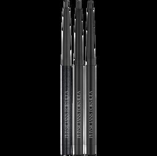 Physicians Formula_zestaw żelowych eyelinerów black, 37 g