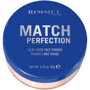 Rimmel_Match Perfection_sypki puder do twarzy transparent 001, 13 g _1