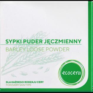 Ecocera_Jęczmienny_jęczmienny puder sypki do twarzy, 15 g_2