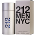 Carolina Herrera_212 For Men_woda toaletowa męska, 100 ml_2