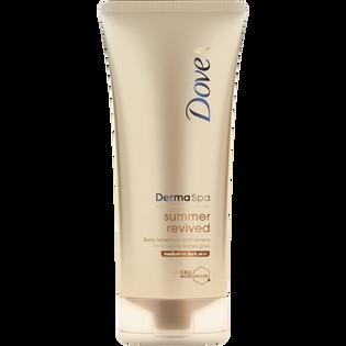 Dove_Derma Spa_samoopalający balsam do ciała do średniej i ciemnej karnacji, 200 ml