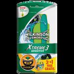 Wilkinson Xtreme3 Sensitive