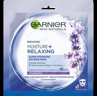 Garnier_Skin Naturals_maska-kompres do twarzy, 32 g