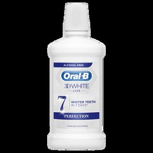 Oral-B_3D White Luxe Perfection_płyn do płukania jamy ustnej, 500 ml