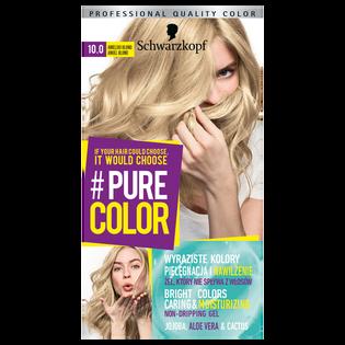 Schwarzkopf_Pure Color_farba do włosów 10.0 anielski blond, 1 opak.