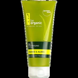 Be Organic_żel pod prysznic, 200 ml