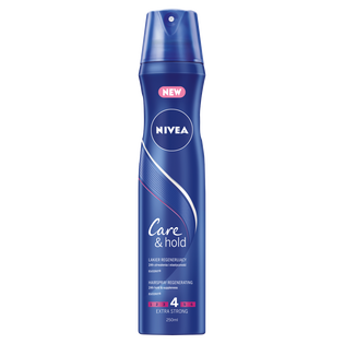 Nivea_Care & Hold_lakier do włosów, 250 ml