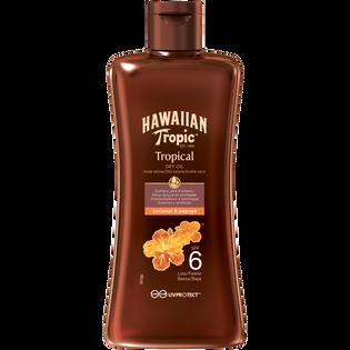 Hawaiian Tropic_Tropical_olejek do opalania spf6, 200 ml