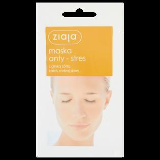 Ziaja_Anty-stres_maska anty stres do twarzy, 7 ml