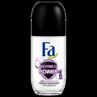 Fa_Invisible Power_antyperspirant damski w kulce, 50 ml